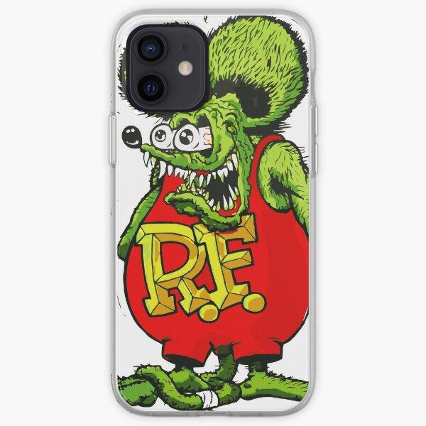 Der Ratten-Fink iPhone Flexible Hülle