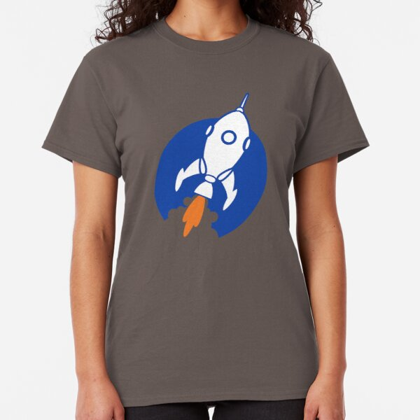 Rocket Blast Classic T-Shirt