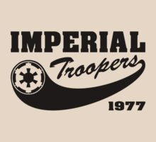 Imperial Troopers Sports Logo