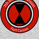 7th Infantry from Ft Carson by jcmeyer
