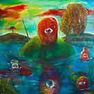 Nuclear Cyclops by Richard Jackson