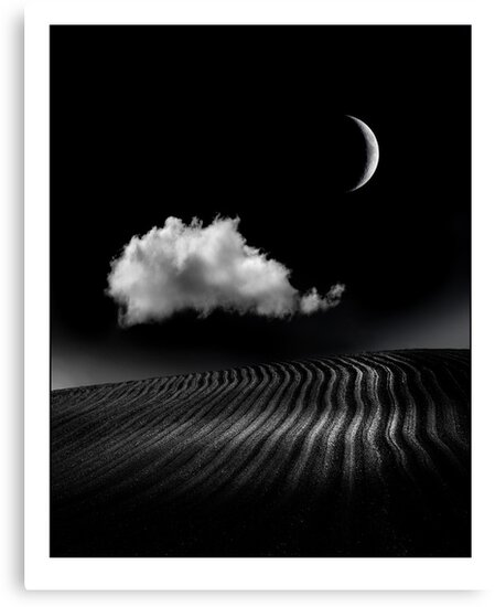 The Crescent Moon by Mal Bray