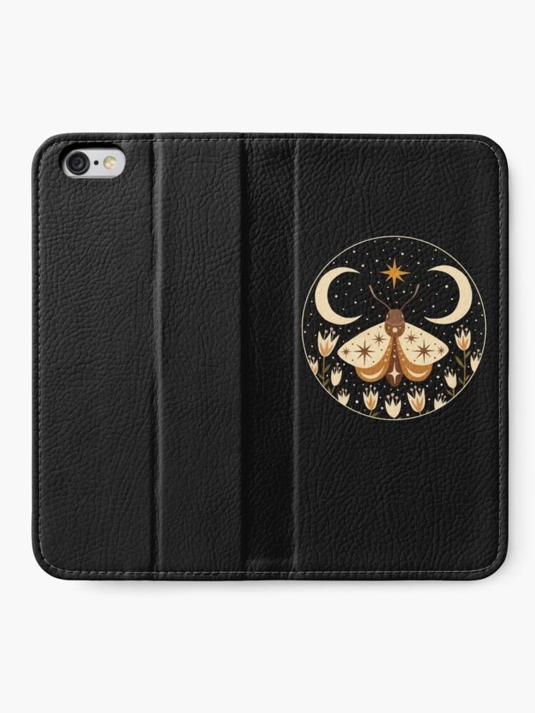Alternate view of Between two moons iPhone Wallet