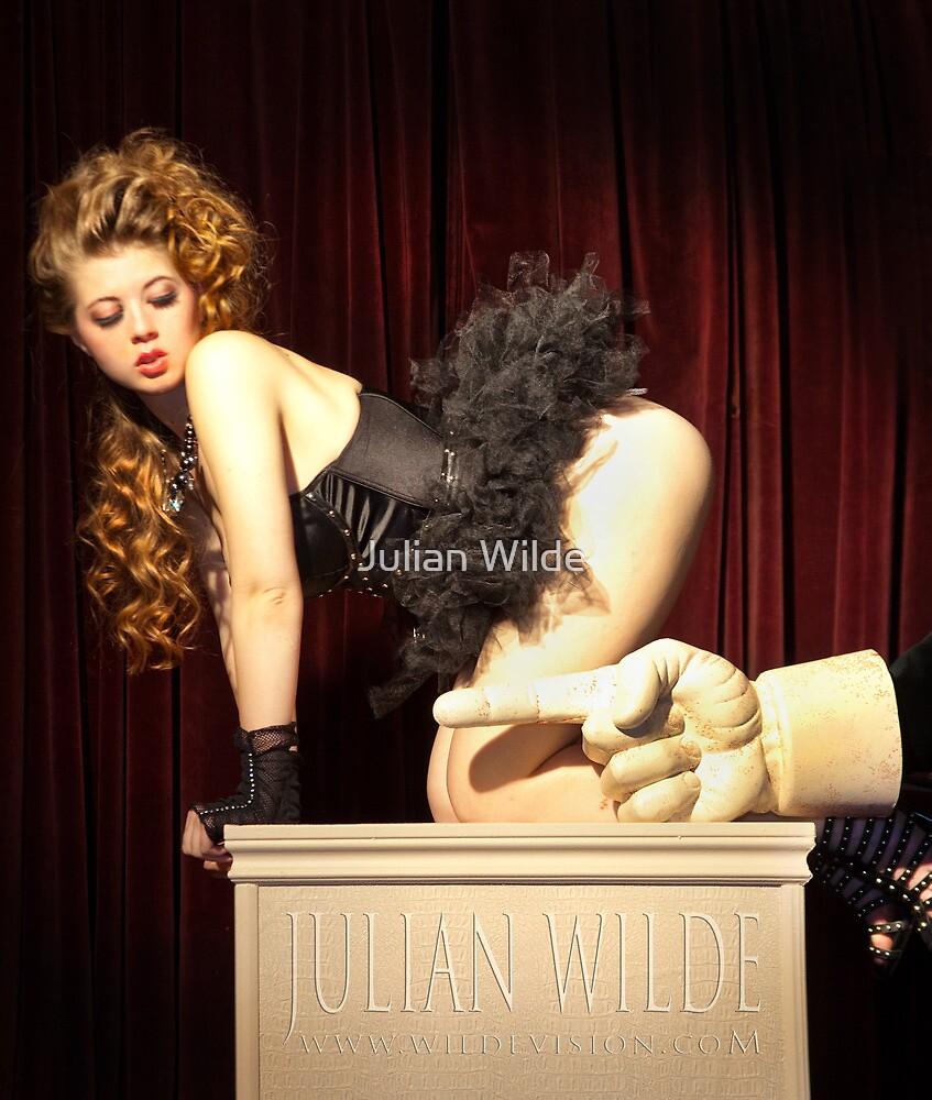 """Show Time!"" by Julian Wilde"