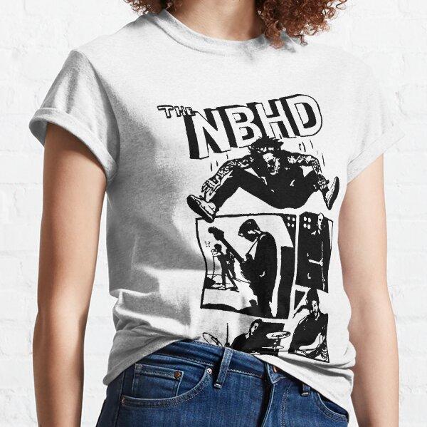 THE NBHD - Comic Classic T-Shirt