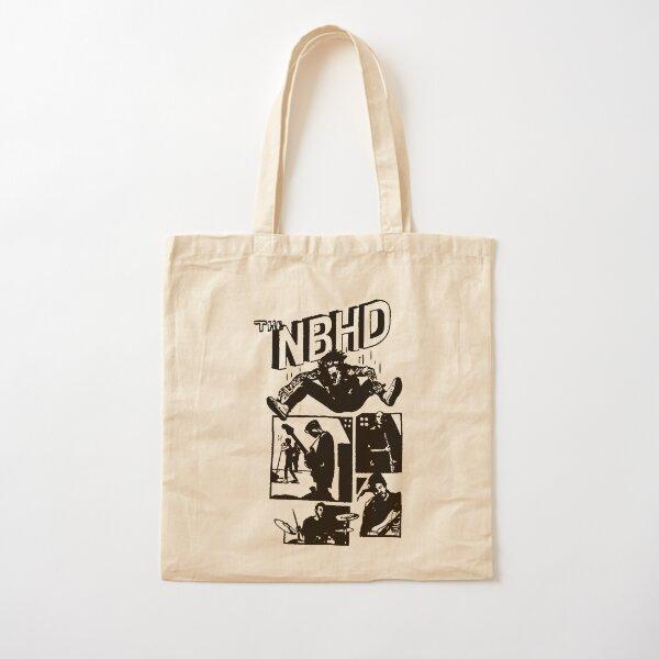 THE NBHD - Comic Cotton Tote Bag