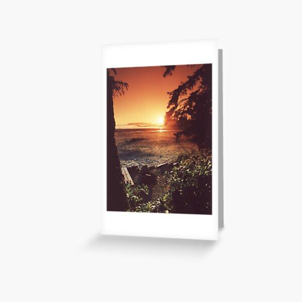 MacKenzie Beach Greeting Card