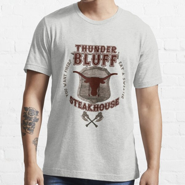 Thunderbluff Steakhouse! Essential T-Shirt