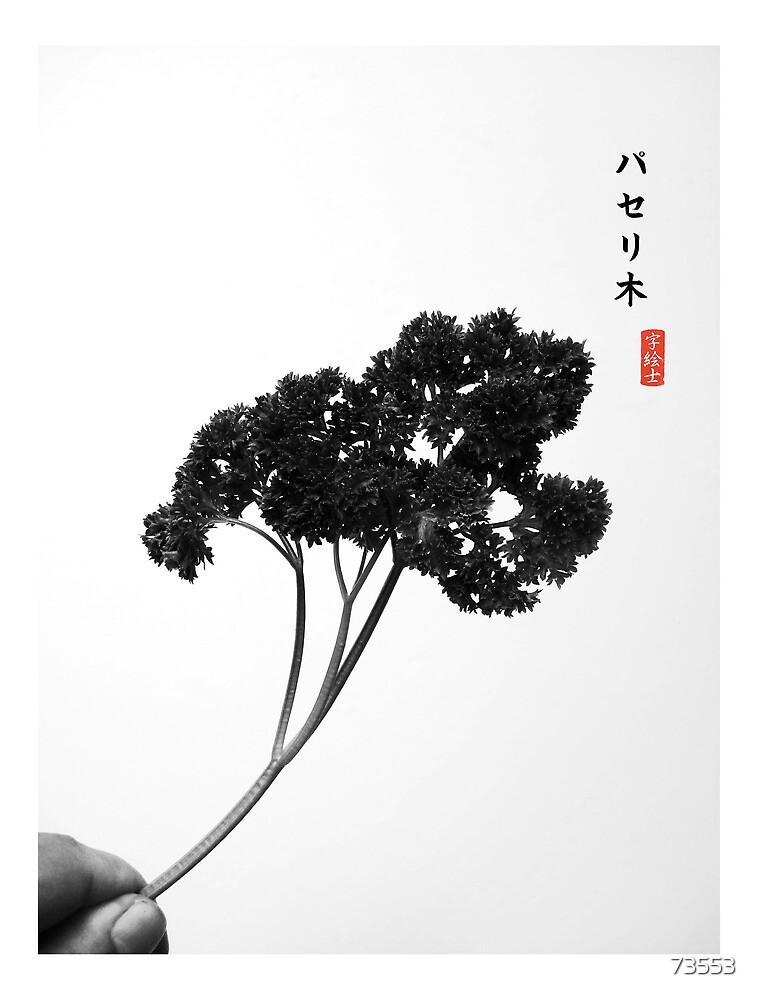 Parsley Bonsai 02 by 73553