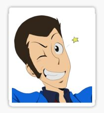 Lupin III Sticker