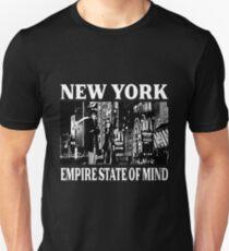 JAY Z & ALICIA KEYS // New York: Empire State of Mind T-Shirt