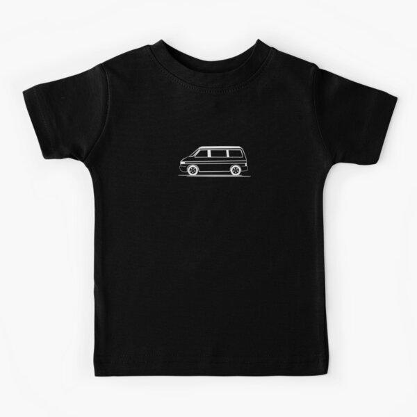 VW Bus T4 Eurovan Westy Westfalia Blanc T-shirt enfant