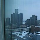 From A Hotel Window by DeeLishess