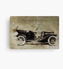1911 Cadillac Canvas Print