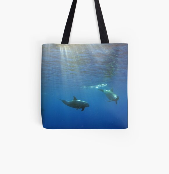 Turisops at Sunset All Over Print Tote Bag
