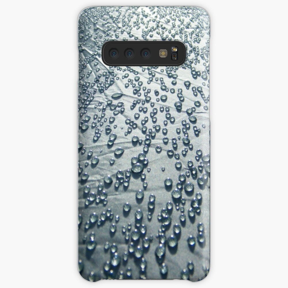 Rain on tent Case & Skin for Samsung Galaxy