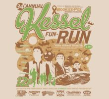 Kessel Fun-Run (12-Parsec Race to Cure Wookiee-Pox)