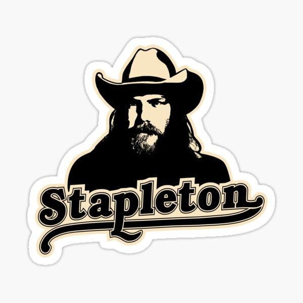 Chris Stapleton Sticker