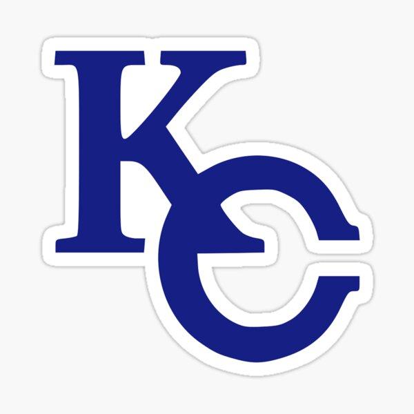KC Logo Sticker
