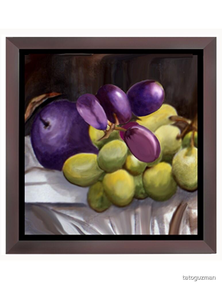 Magnum Grapes by tatoguzman