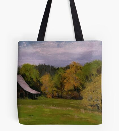 Mildred Kanipe Equestrian Park Tote Bag