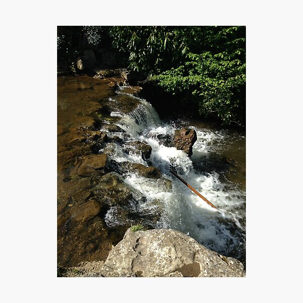 River Wye, Buxton Photographic Print