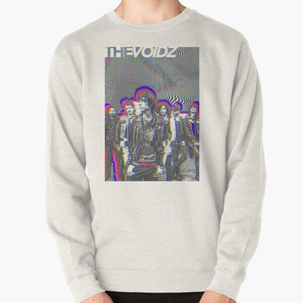 strokes Pullover Sweatshirt