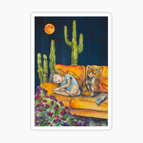 Memoir of Glenwood New Mexico 2 Sticker