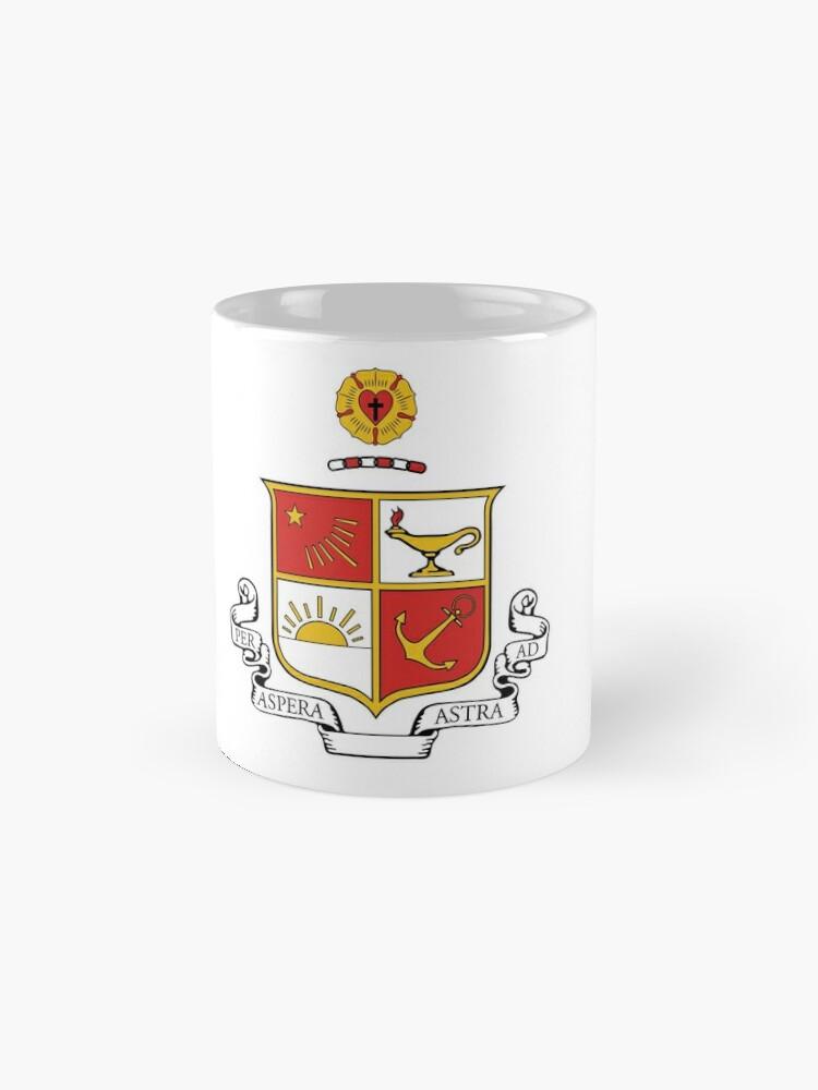 Alternate view of Beta Sigma Psi - Crest Mug