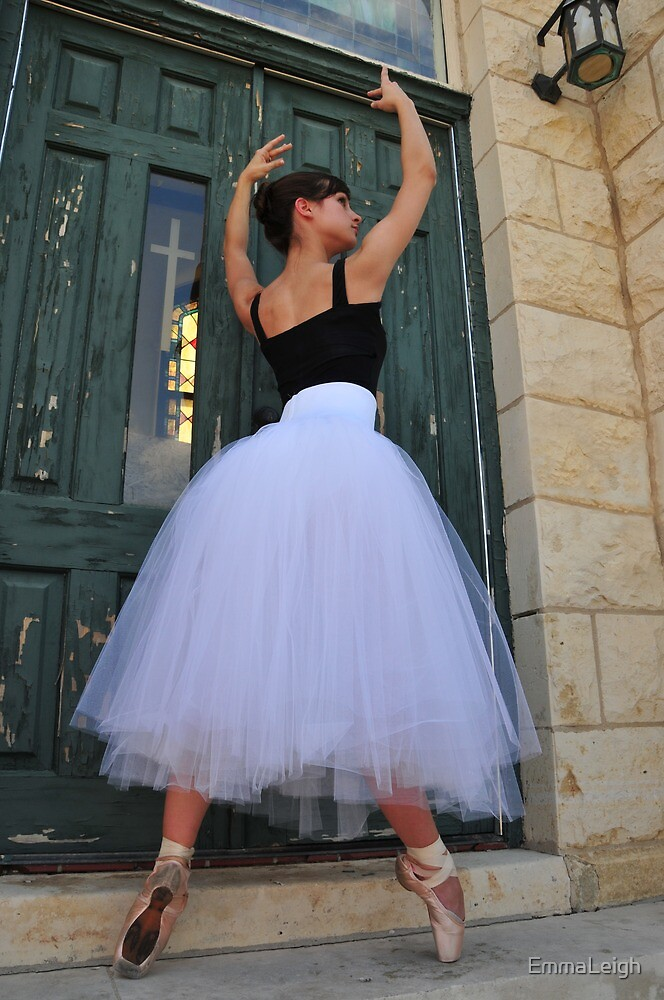 A Different View of Dance by EmmaLeigh