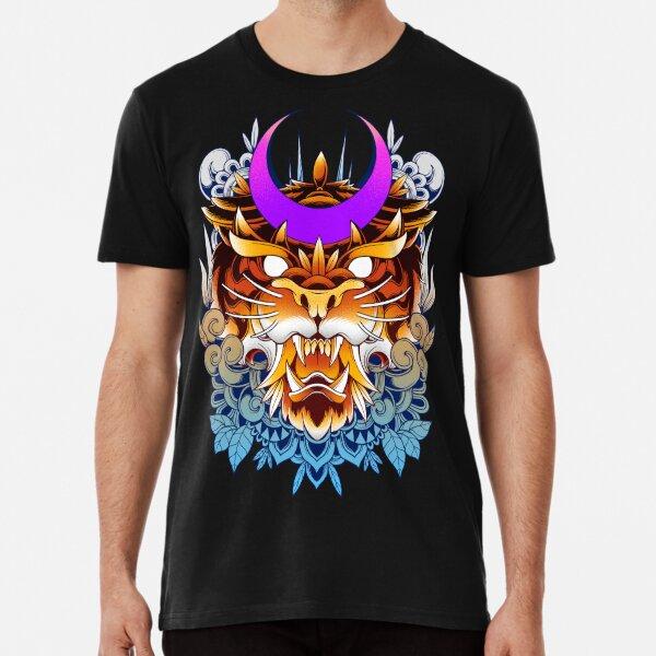Tiger Moon Premium T-Shirt