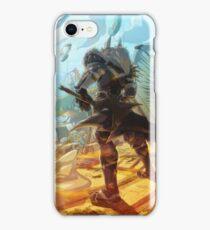Monster Hunter 4 Unlimited iPhone Case/Skin