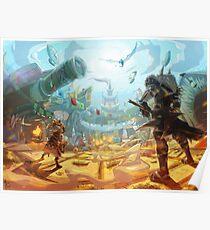 Monster Hunter 4 Unlimited Poster