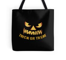 Trick or Treat with Pumpkin Face