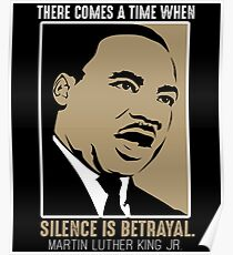 Martin Luther King Jr Posters | Redbubble