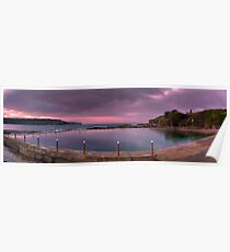 Malabar Baths Panorama Poster