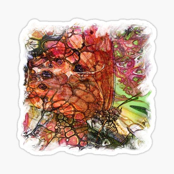 The Atlas Of Dreams - Color Plate 143 Sticker