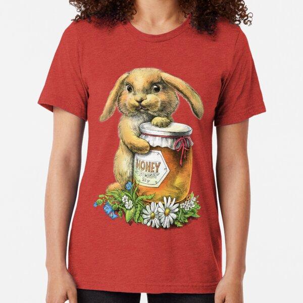 Honey Bunny Tri-blend T-Shirt