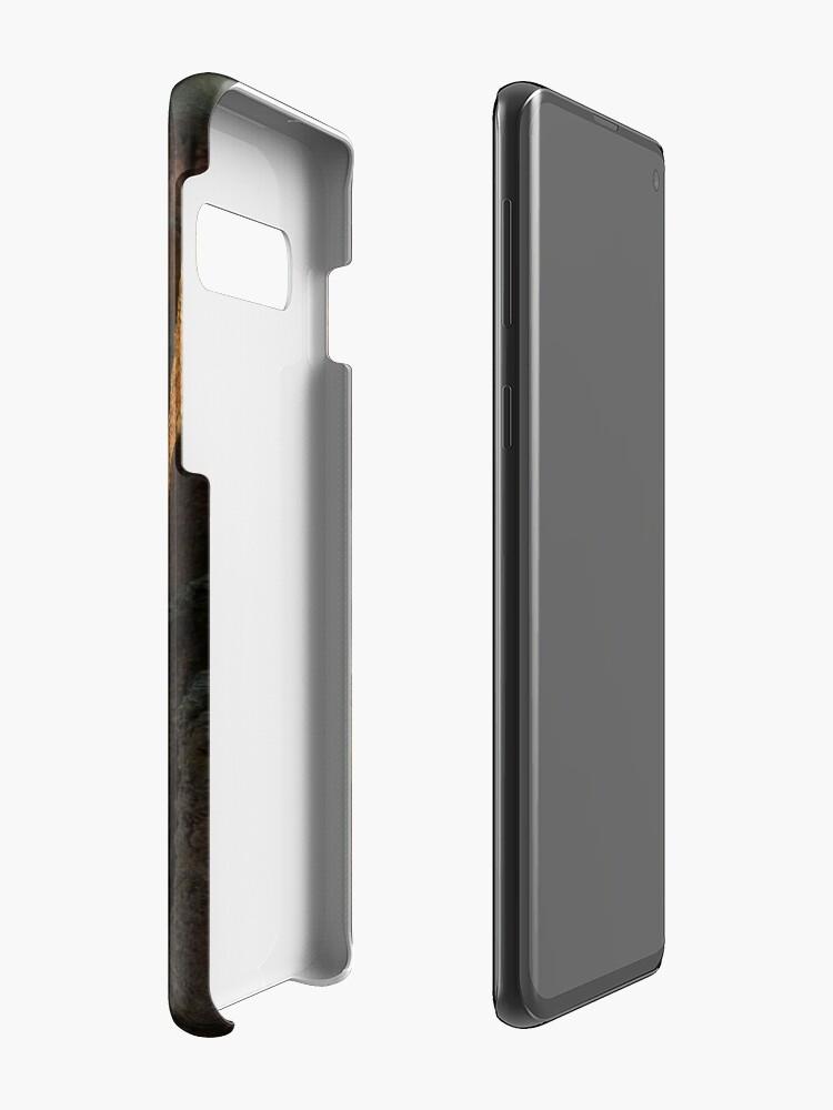 Alternate view of Cueva de Las Manos Case & Skin for Samsung Galaxy