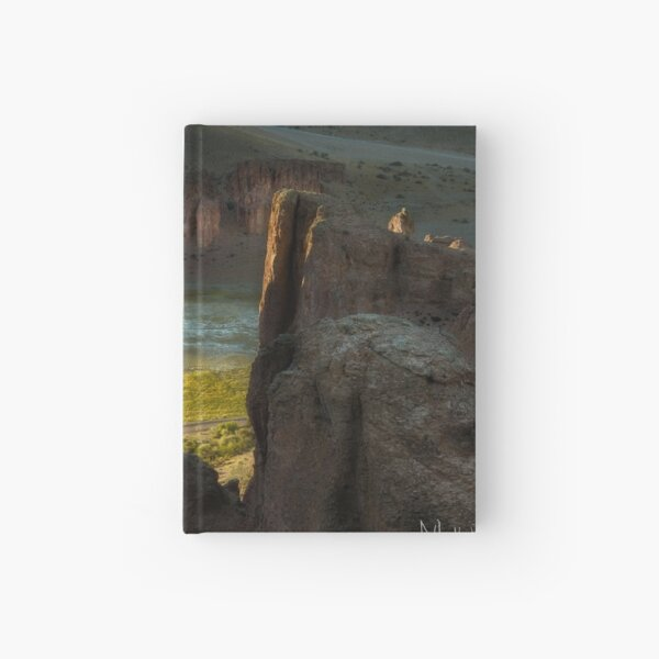 Cueva de Las Manos Hardcover Journal