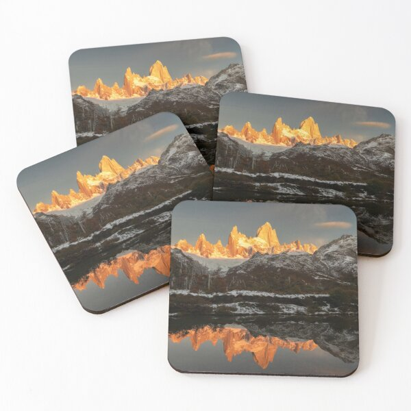 The Mirror Coasters (Set of 4)
