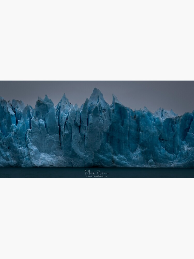 Prevalation of Perito  Moreno by alexsupertramp