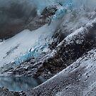 Mirador Glacier by Matt Bishop