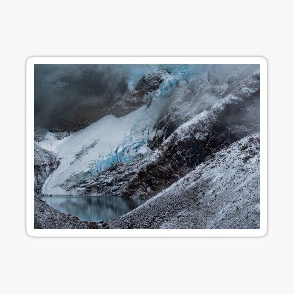 Mirador Glacier Sticker