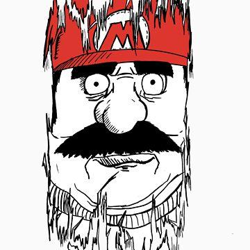 Heres Mario by CrosbyDesign