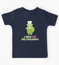 Droidarmy: Propaganda Kids Clothes