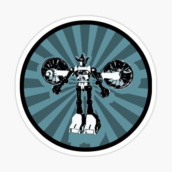 Microbot - Blue Sticker