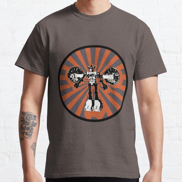 Microbot - Orange Classic T-Shirt
