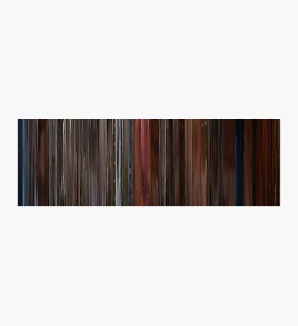 Moviebarcode: A Single Man (2009) Photographic Print