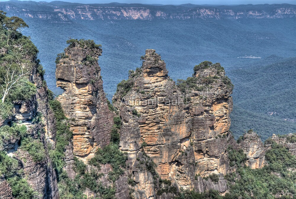 Quot The Three Sisters Blue Mountains Nsw Australia Hdr
